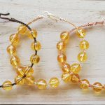 Citrine Wirebangle