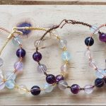 Fluorite Rounds Wirebangle