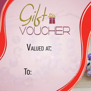Gift Card for One Of A Kind Jewellery Pieces